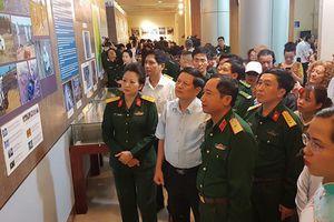 Triển lãm 'Hồi sinh những vùng đất chết' diễn ra tại Đà Nẵng
