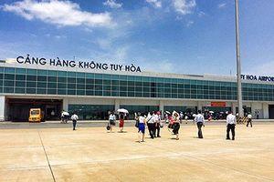 Chuyến bay đi/đến Tuy Hòa phải hủy vì sân bay đóng cửa