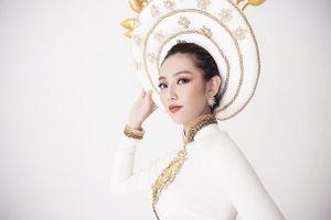 Tiết lộ trang phục 'có một không hai' được Thùy Tiên diện trong chung kết 'Hoa hậu Quốc tế 2018'