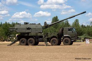 Vì sao pháo tự hành bánh lốp Koalitsiya-SV-KSh của Nga cực mạnh nhưng vẫn ế ẩm?