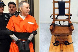 4 tử tù ở Mỹ đòi được xử bắn thay vì ngồi ghế điện