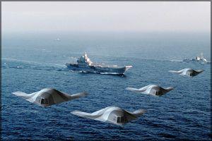 'Cá quỷ' Skat Nga có khả năng bay kiểm soát không phận Châu Âu?