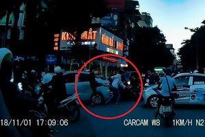 Va chạm giao thông: Bạo lực không phải cách giải quyết