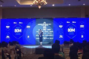 Vietnam Web Summit 2018: Điểm nhấn trí tuệ nhân tạo, blockchain