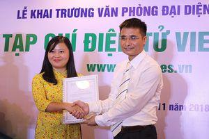 Tạp chí VietTimes khai trương văn phòng đại diện ở TP.HCM