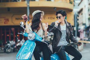 Sài Gòn hóa Italy cổ kính trong bộ ảnh của đôi trẻ Việt kiều
