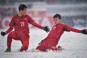 U23 Việt Nam cùng bảng với Thái Lan tại vòng loại giải châu Á 2020