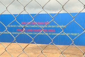 Sân bay quốc tế Đà Nẵng không còn chất độc dioxin