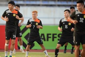 Đối thủ của ĐT Việt Nam lần đầu lộ diện ở AFF Cup 2018