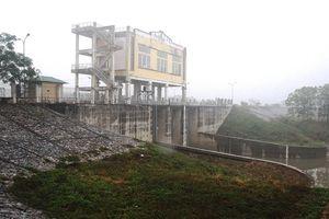 Ban Quản lý công trình phân lũ sông Đáy: Bảo đảm an toàn phòng chống lũ cho Thủ đô