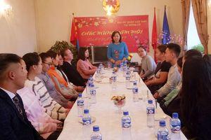 'Mỗi sinh viên phải là cầu nối vun đắp quan hệ Việt Nam – Mông Cổ'