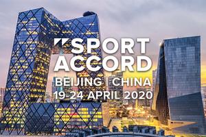 Bắc Kinh đăng cai SportAccord vào năm 2020