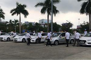 Đà Nẵng: Đề nghị điều tra vụ tài xế taxi đình công phản đối Grab 'chui'