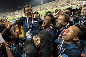 AFF Cup – Nơi sống dậy của các nền bóng đá Đông Nam Á: Singapore vươn lên tầm cao mới
