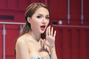Hoa hậu Hương Giang gây tranh cãi vì phát ngôn liên quan đến người thứ 3