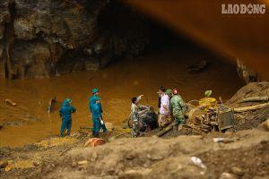 Vụ sập hang khai thác vàng trái phép ở Hòa Bình: 'Khả năng sống sót của hai phu vàng rất thấp'