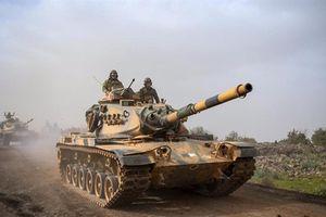Syria điều xe tăng đến miền Nam, miền Bắc thua trận