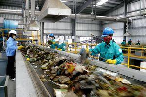 Lập quy hoạch xử lý chất thải rắn TP Hồ Chí Minh