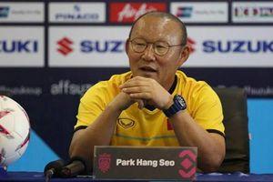 HLV Park Hang-seo bất ngờ thừa nhận sự thật trước trận gặp Lào