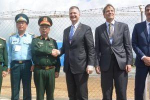 Việt Nam-Hoa Kỳ hoàn thành xử lý ô nhiễm dioxin tại sân bay Đà Nẵng