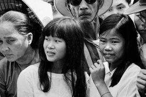 Lặng người trước loạt ảnh phụ nữ trong chiến tranh Việt Nam