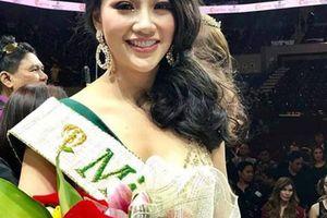 Nhan sắc Việt trên đấu trường quốc tế