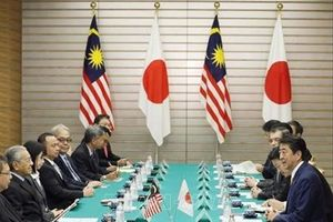 Nhật Bản sẵn sàng hỗ trợ tài chính Malaysia