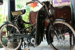Soi dàn xe đạp máy cổ 'cực hiếm' của dân chơi Bạc Liêu