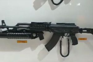 Soi dàn súng Việt Nam mang sang Indonesia triển lãm