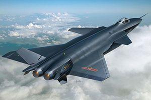 Trung Quốc lần đầu khoe tài chiến đấu cơ tàng hình J-20 tại triển lãm