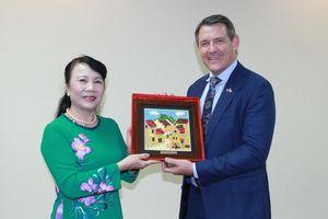 Bàn giải pháp thúc đẩy hợp tác giáo dục Việt Nam - Australia