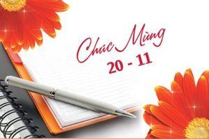 Tuyển tập những bài xã luận hay cho báo tường nhân ngày 20/11