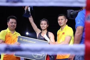 Hai cô gái 'Vàng' mang về chiến thắng cho Việt Nam tại Victory8