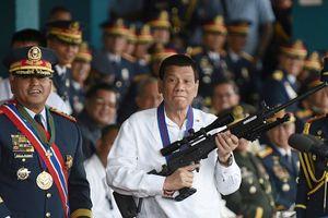 Tổng thống Philippines treo thưởng cho cảnh sát dám tiêu diệt cấp trên buôn ma túy