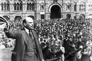 Xây dựng quân đội trong lý luận bảo vệ Tổ quốc XHCN của V.I.Lenin
