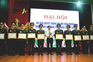 BĐBP Đà Nẵng: Phong trào Thi đua Quyết thắng tạo chuyển biến tích cực trên nhiều mặt công tác