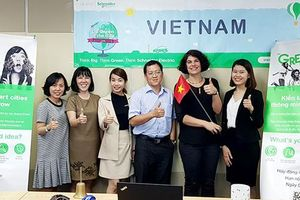 Sinh viên Duy Tân vào Chung kết thế giới cuộc thi 'Go Green In The City' 2018