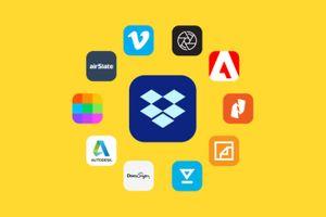 Dropbox tăng cường hiệu quả làm việc với tiện ích mở rộng