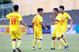 TT-Huế 0-4 Hà Nội: Màn làm nóng cầm chừng của đội bóng thủ đô