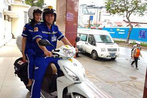 TP.HCM thí điểm dùng xe gắn máy 2 bánh đi cấp cứu