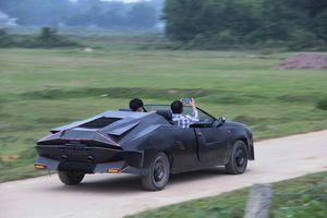 Ngắm 'siêu xe' từ đồng nát của hai anh em trai