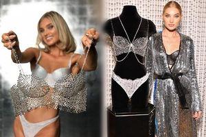 Những khoảnh khắc mê đắm của thiên thần diện áo ngực triệu đô