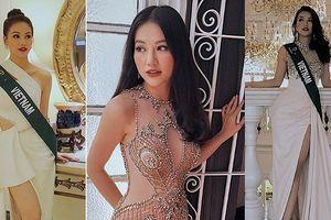Ngắm lại trang phục đẳng cấp, quyến rũ của Phương Khánh ở Miss Earth