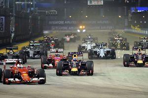 Giá vé xem đua xe F1 ở Hà Nội là bao nhiêu?