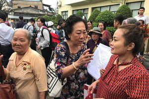 Ông Nguyễn Thành Phong: Thành phố làm hết sức vì lợi ích dân Thủ Thiêm
