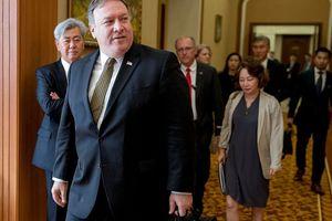 Ngoại trưởng Mỹ bất ngờ hoãn cuộc gặp với quan chức cấp cao Triều Tiên