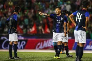 Campuchia mang cựu tuyển thủ U17 Pháp dự AFF Cup 2018