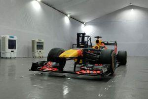 Cận cảnh mẫu xe F1 khủng sẽ dự đường đua Hà Nội