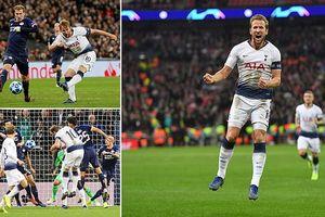 Tottenham thoát 'cửa tử', Barca giành vé trước 2 lượt đấu