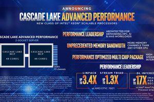 Intel nâng cấp dải sản phẩm Xeon với Cascade Lake và E-2100 mới